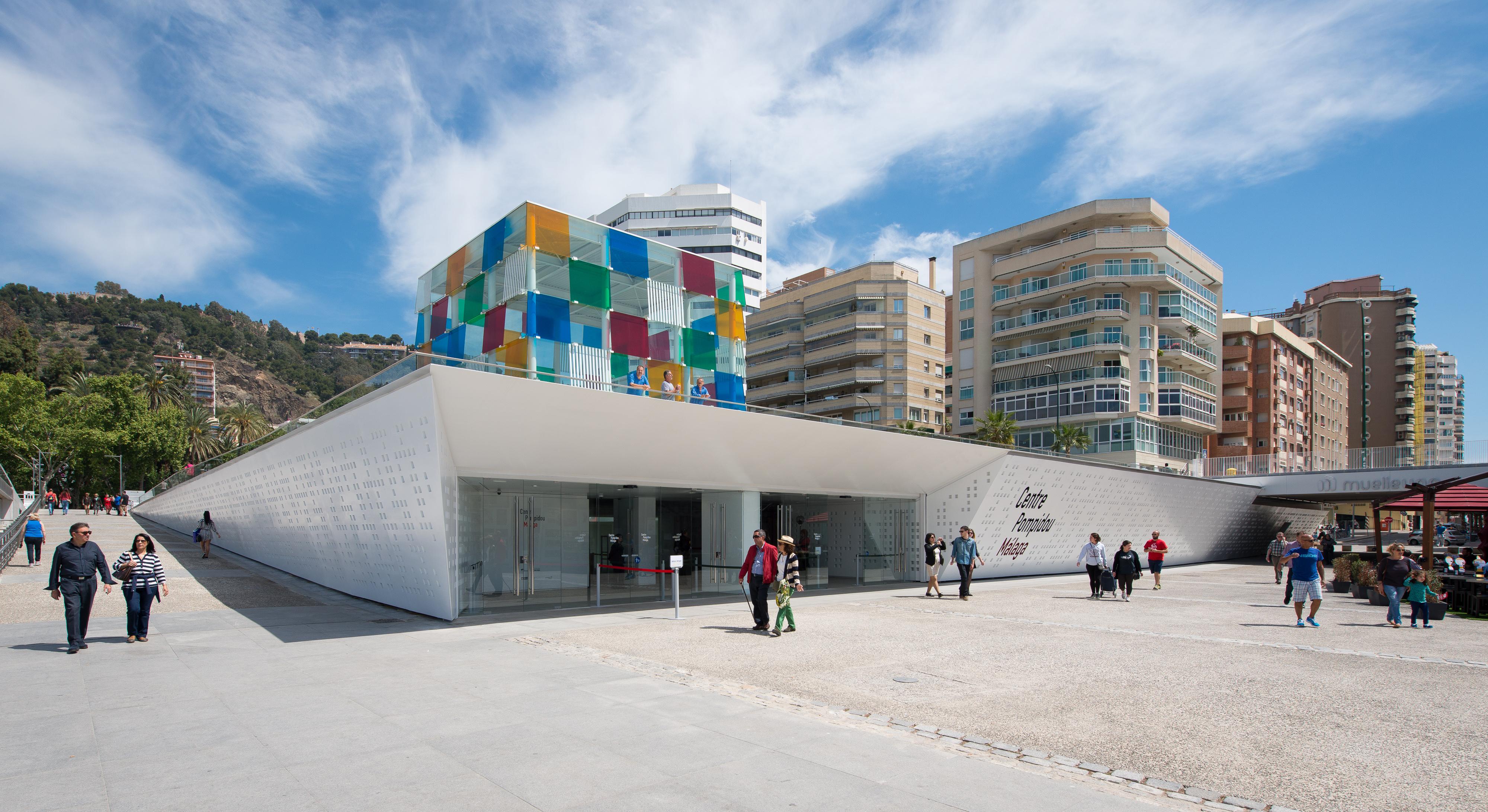 Málaga_Centre_Pompidou