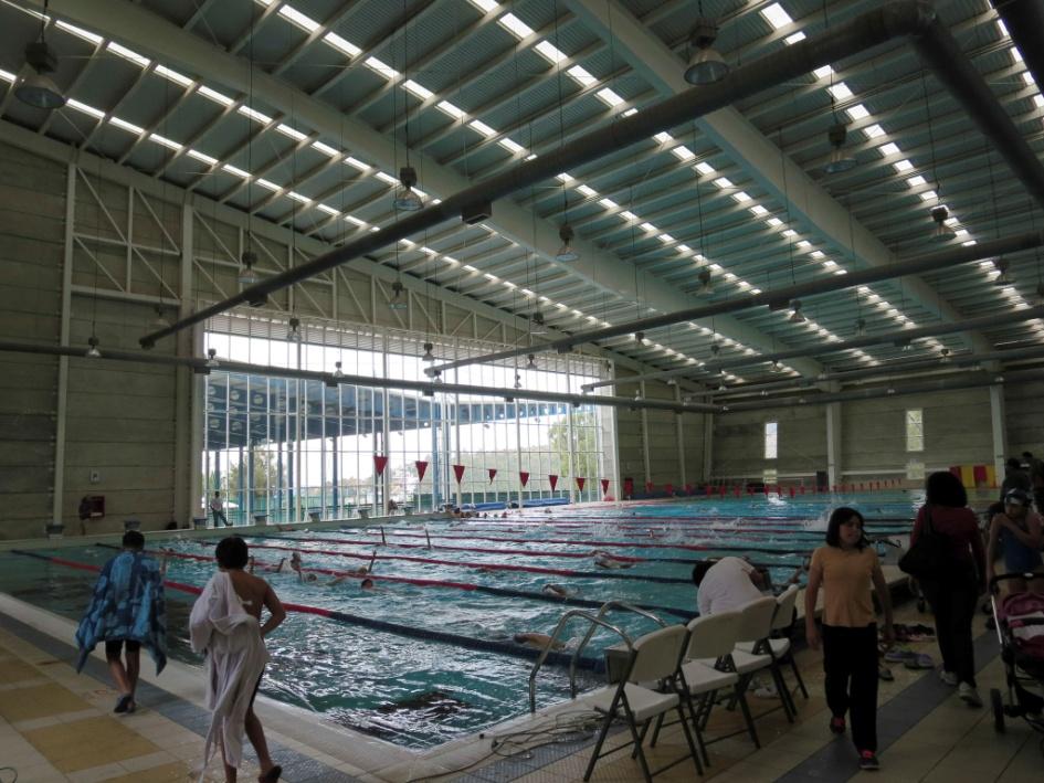 centro acuatico