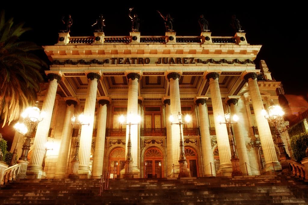 Guanajuato Teatro Juarez_2
