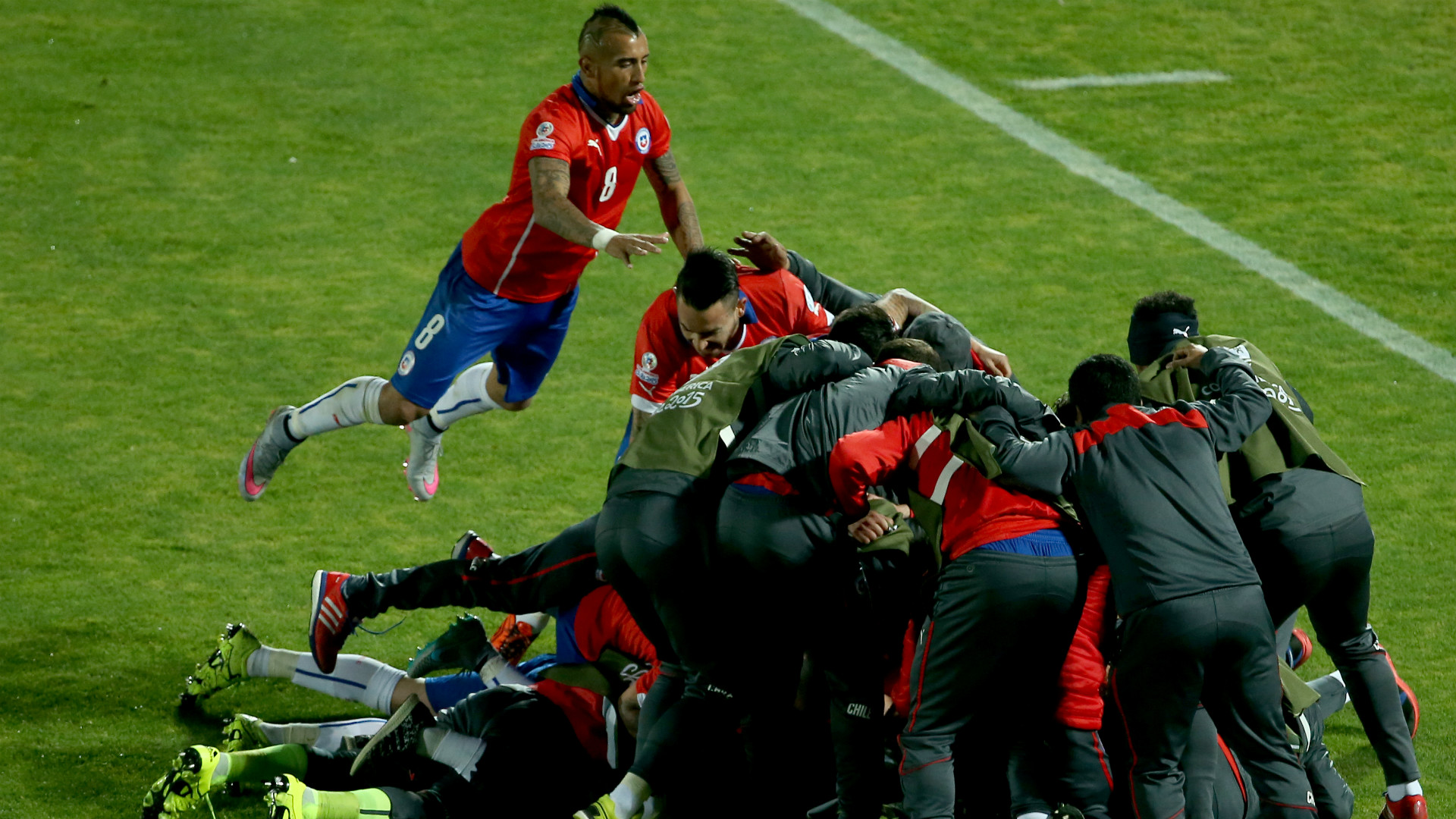 How Chile Won Their First Copa América Title In History