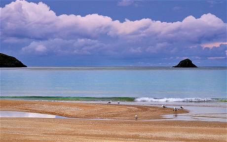 The 7 most beautiful and secret beaches in spain linguaschools abrela beach vivei2627169c publicscrutiny Choice Image