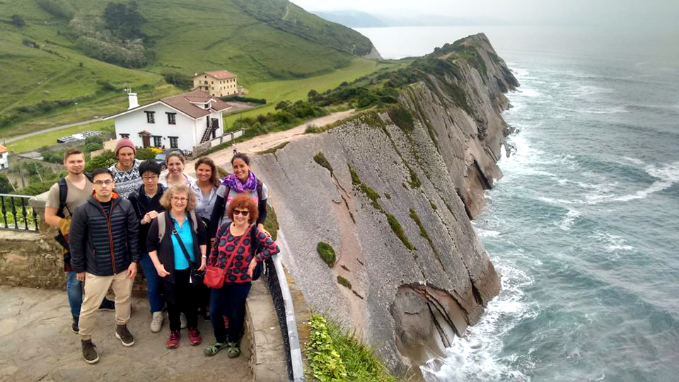 Zumaia Beach San Sebastián Linguaschools Com Blog